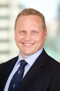 Jirsch Sutherland partner, Chris Baskerville
