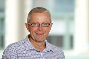 Jirsch Sutherland partner, Stewart Free