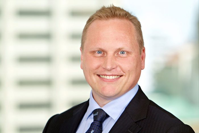 Chris Baskerville, Jirsch Sutherland Partner