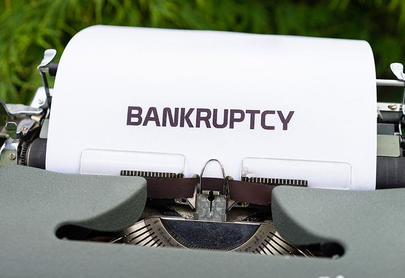 Temporary debt relief measures for bankruptcies extended but action needed now